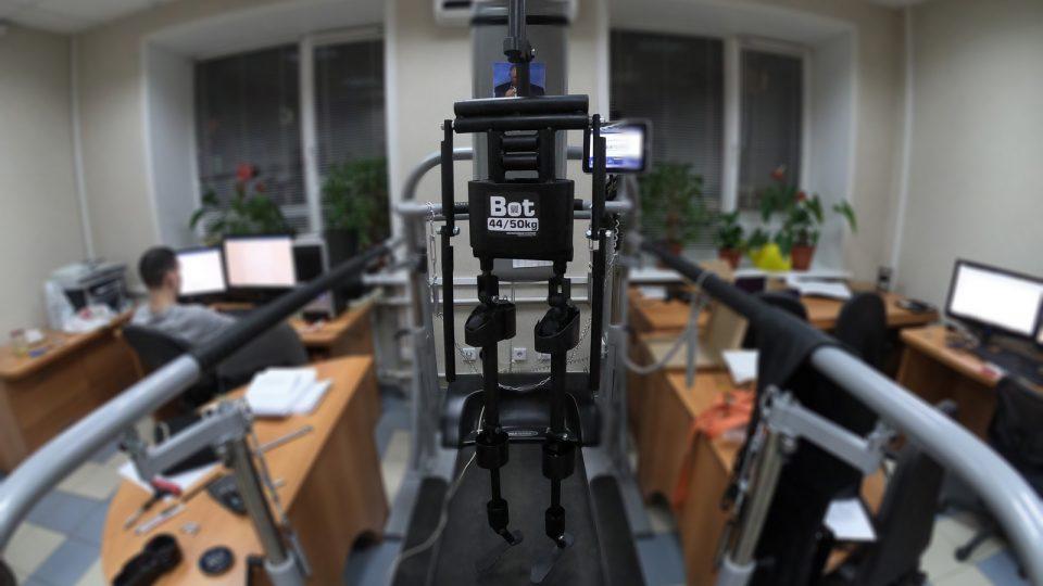 Весовой манекен Bot для проведения испытаний